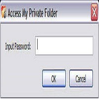 Folder par password kaise lagaye in hindi ?