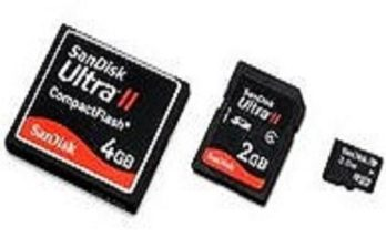 memory card ke advantage or disadvantag
