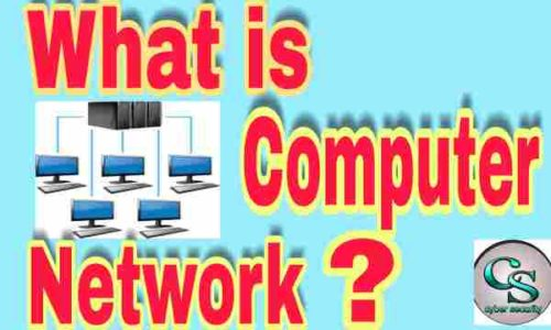 What is computer network and computer network terminologies?