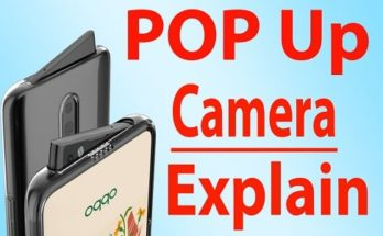 Pop Up Camera Explained