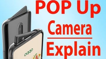 Pop Up Camera Explained In Hindi | Advantages and Disadvantages?