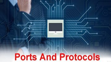 Introducation to Ports And Protocols | important networking terms