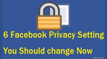 6 Facebook Privacy Settings You Should Change Now [2020]