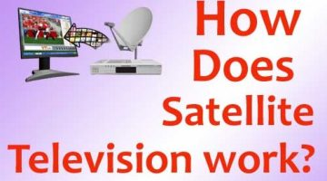 How does Satellite Television work? | Satellite TV