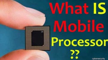 What Is Mobile Processor? Nanometer Technology?