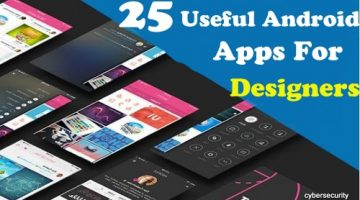 25 Useful Android apps for designers | Freelance App Design