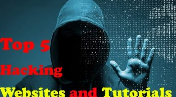 Top 5 Hacking Websites and Tutorials | How To Hack