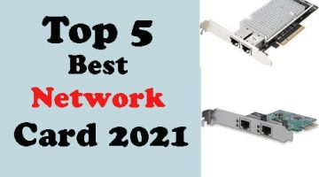 Top 5 Best Network Card 2021 | Comparison of Best Network Card